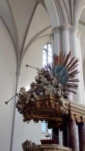 Volle Veranstaltungen - nicht erst ein Phänomen der letzten Kirchentage